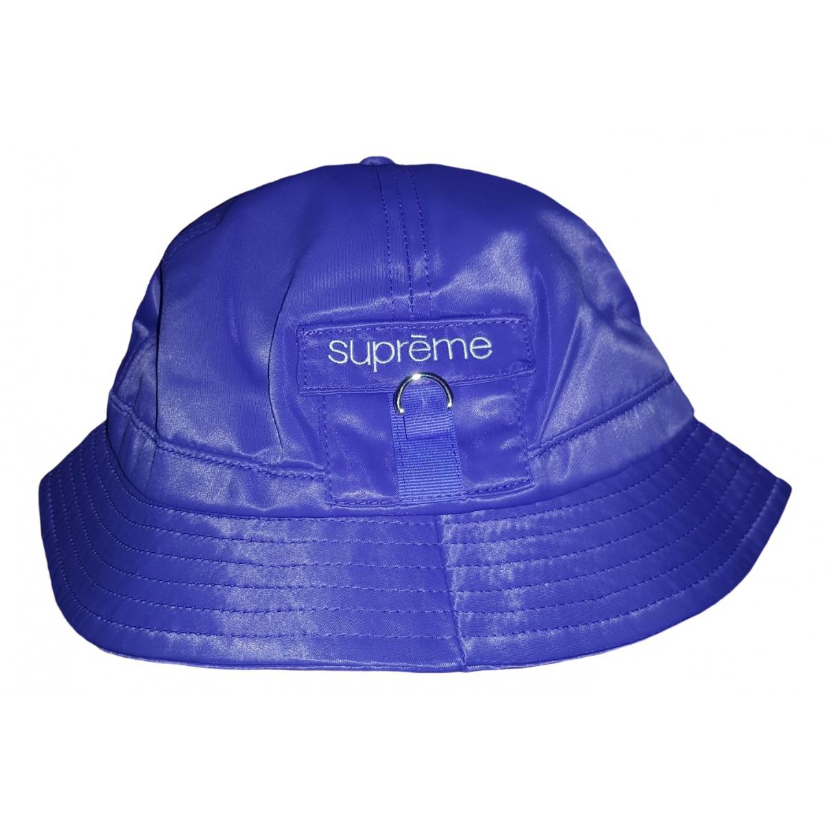 Supreme - Chapeau & Bonnets   pour homme - violet