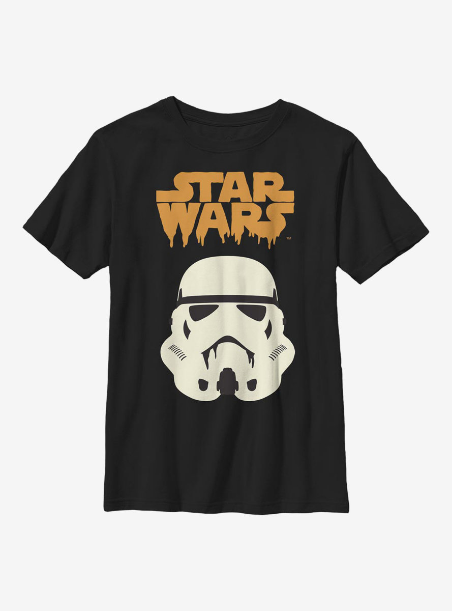 Star Wars Trooper Paint Youth T-Shirt