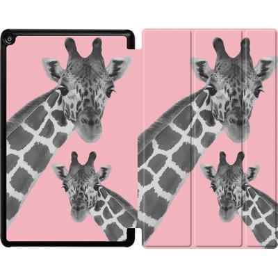 Amazon Fire HD 10 (2018) Tablet Smart Case - Giraffe Pride 2 von Mukta Lata Barua