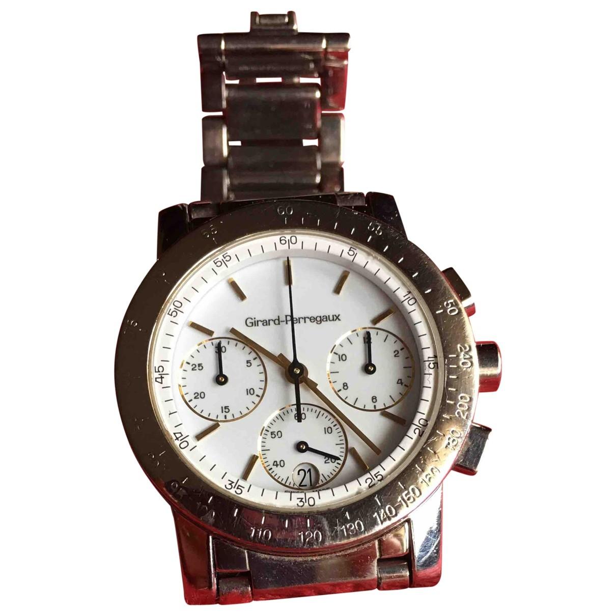 Girard Perregaux \N Uhr in  Weiss Stahl