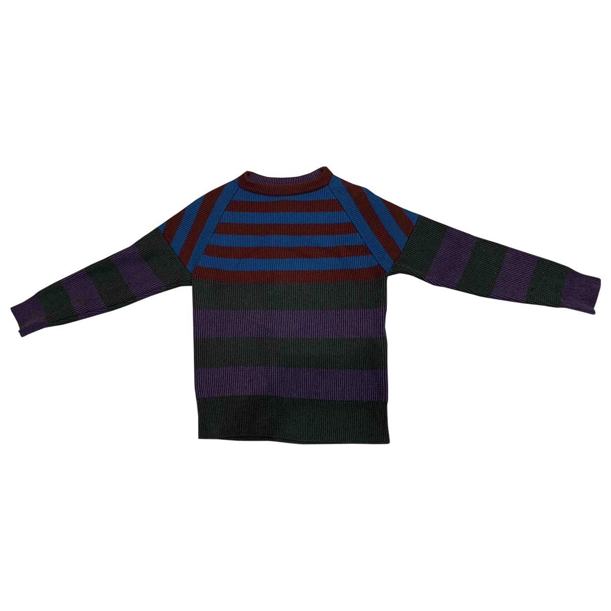 Burberry \N Multicolour Wool Knitwear for Women 38 FR