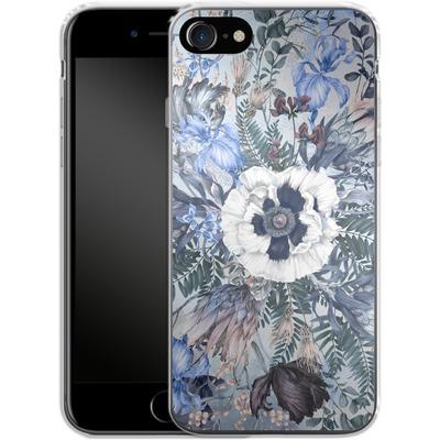 Apple iPhone 7 Silikon Handyhuelle - Frost von Stephanie Breeze