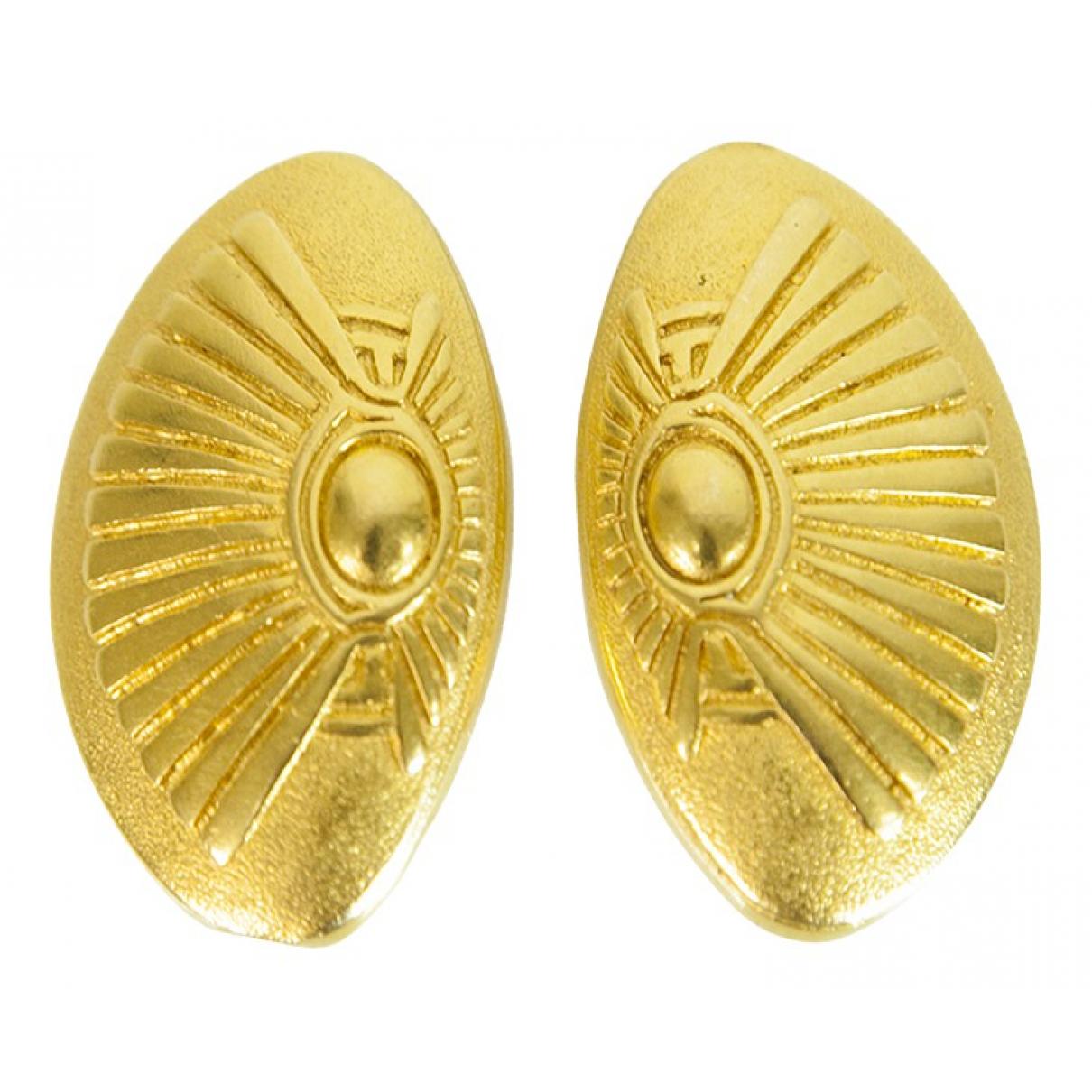 Pendientes de Oro amarillo Ilias Lalaounis