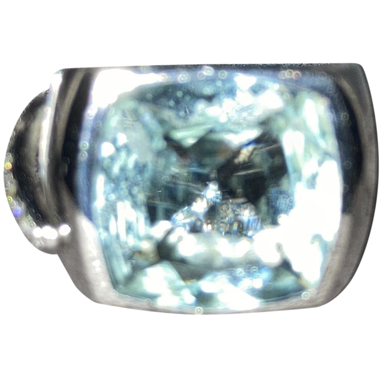 Chaumet Liens Ring in  Blau Weissgold