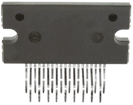ON Semiconductor STK672-630AN-E, Stepper Motor Driver IC, 42 V 2.2A 19-Pin, SIP (2)