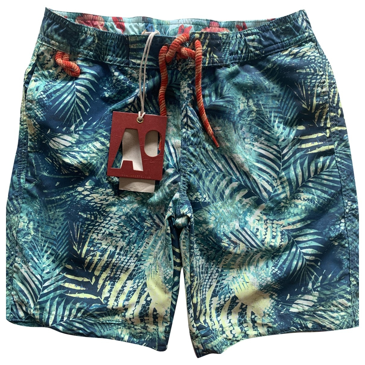 American Outfitters \N Green Shorts for Kids 8 years - up to 128cm FR