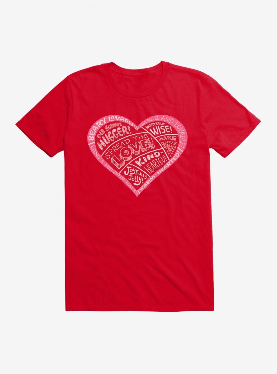 Care Bears Love Heart Icon T-Shirt