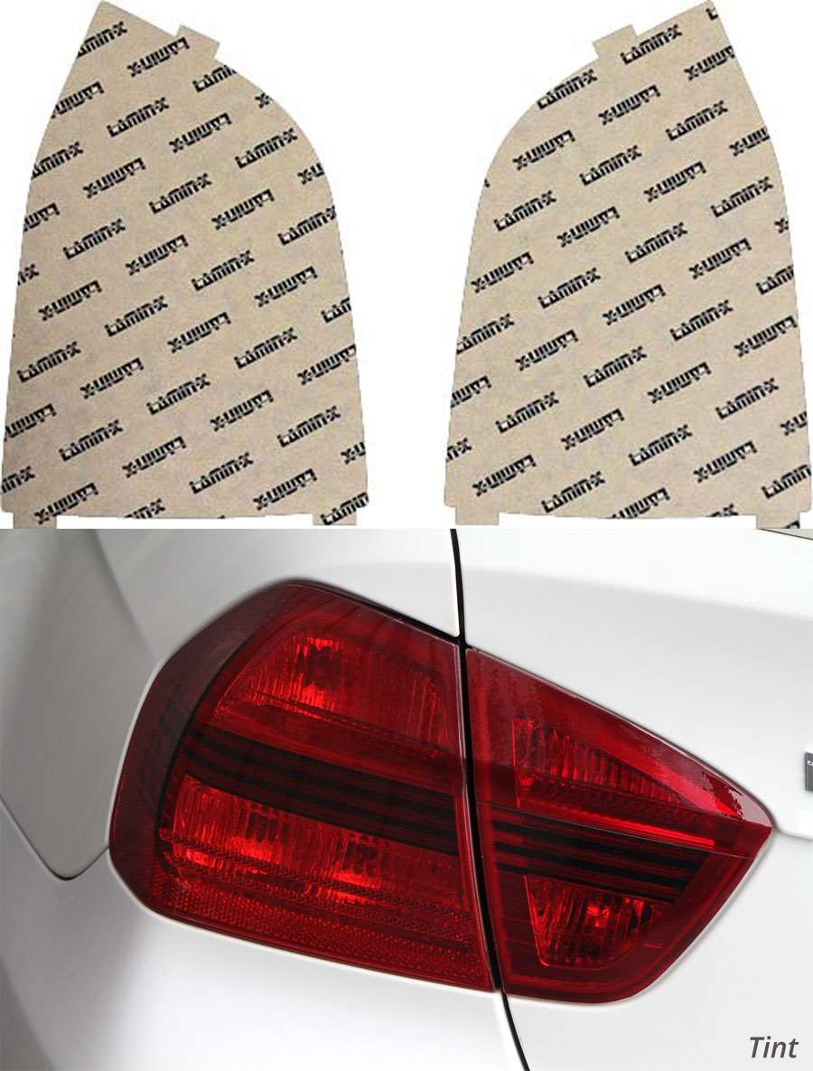 Hyundai Tucson 05-09 Tint Tail Light Covers Lamin-X HY209T