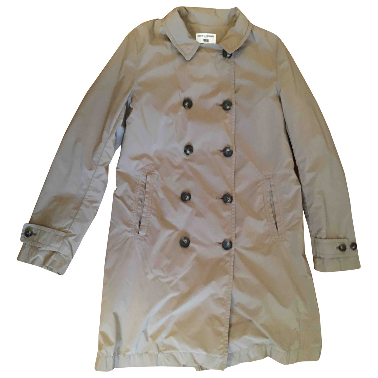 Uniqlo - Trench   pour femme - beige
