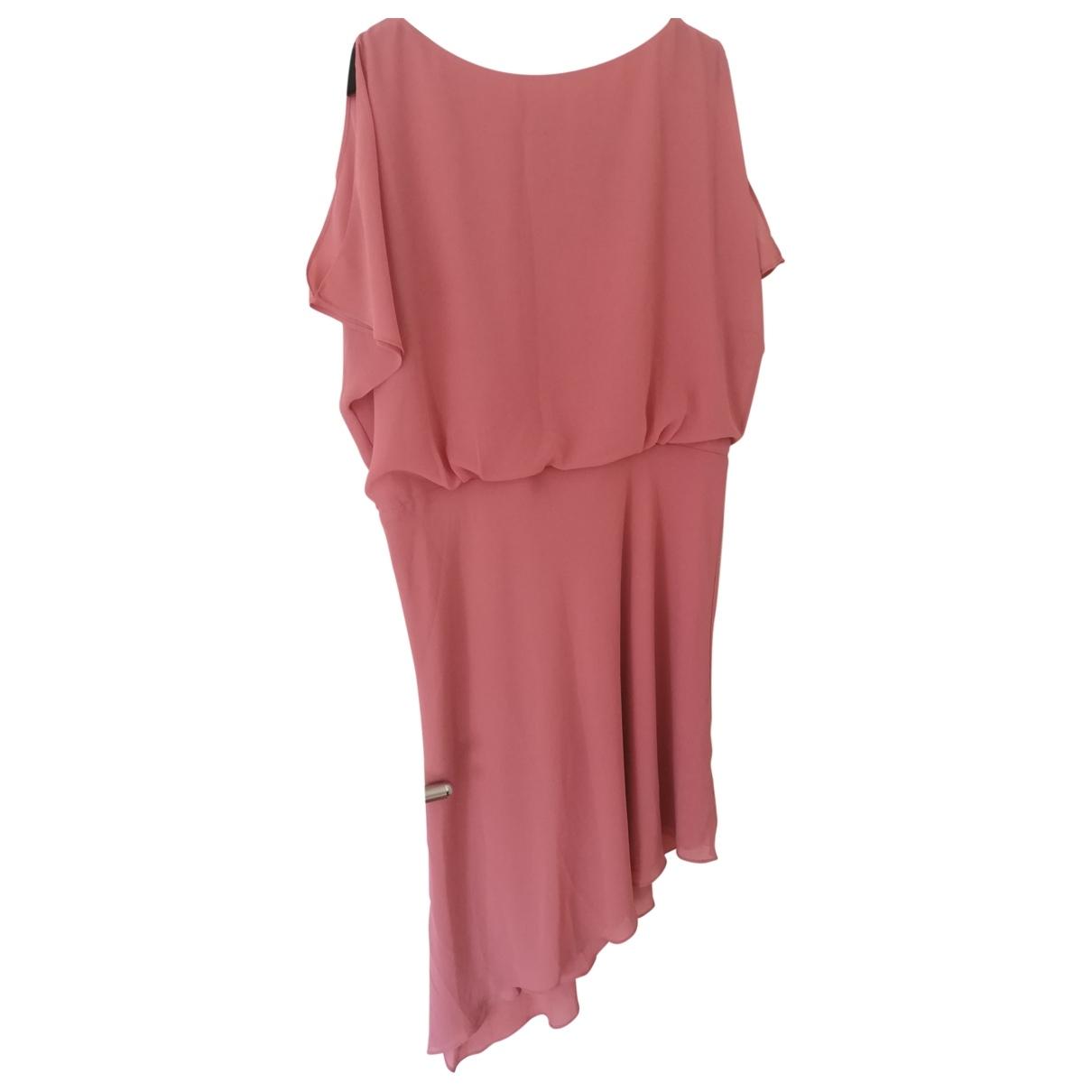 Iris & Ink - Robe   pour femme - rose