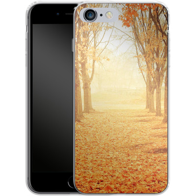 Apple iPhone 6 Plus Silikon Handyhuelle - Fog von Joy StClaire