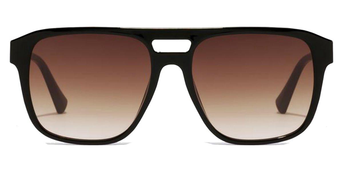Hawkers Vigil Smoky HVIG20BWT0 Men's Sunglasses Black Size 56