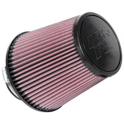 K&N Universal Clamp On Air Filter - RU-4180