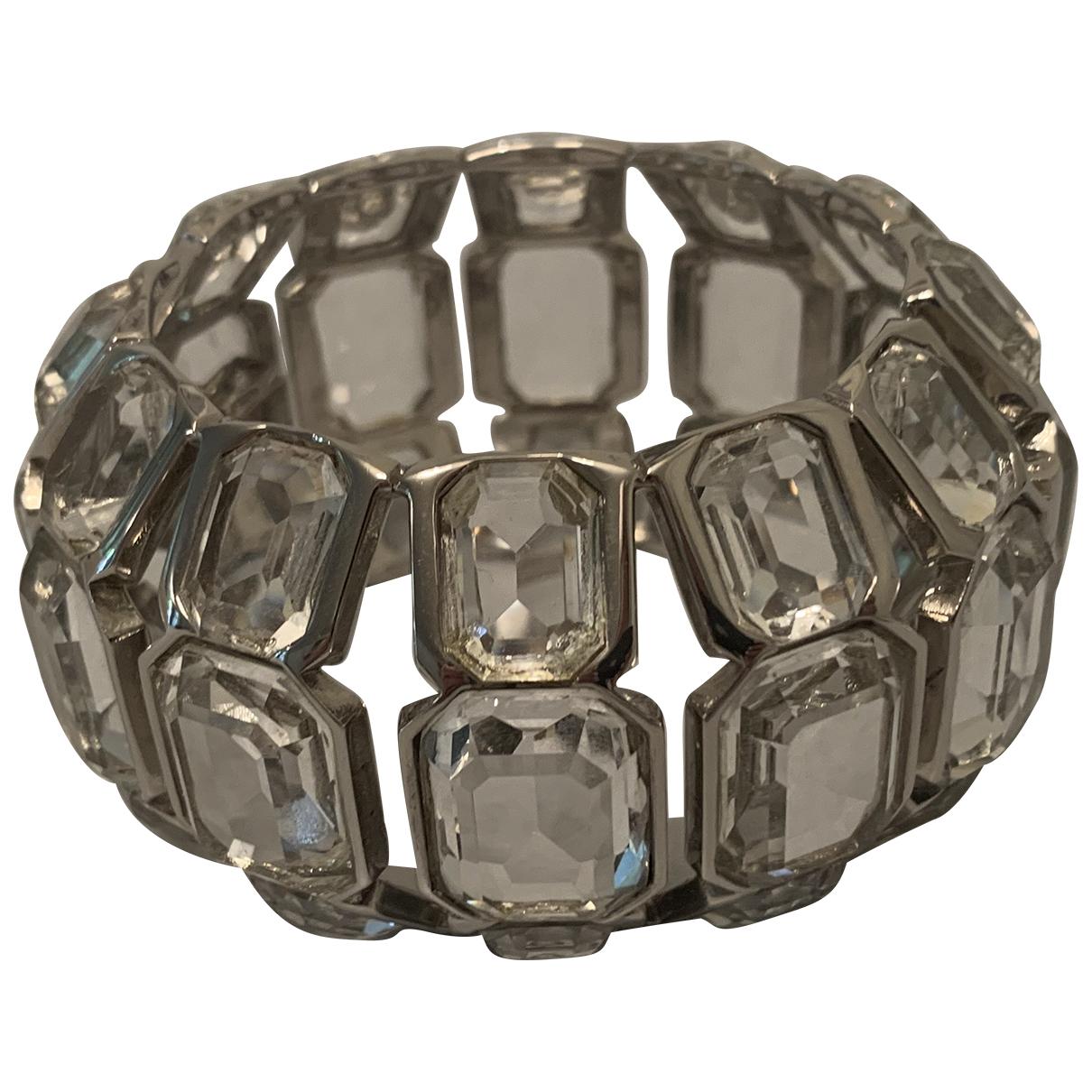 Alexander Mcqueen \N Armband in  Silber Kristall