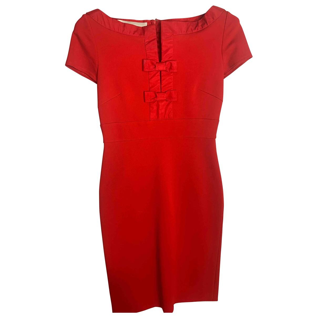 Valentino Garavani - Robe   pour femme - rouge
