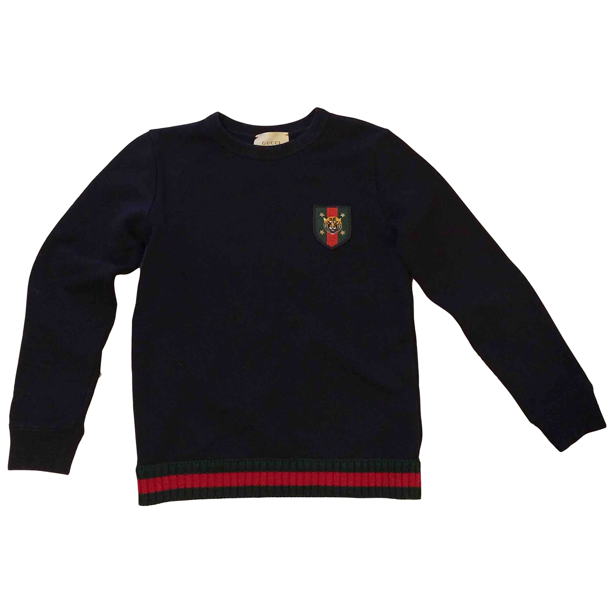 Gucci \N Blue Cotton  top for Kids 10 years - up to 142cm FR