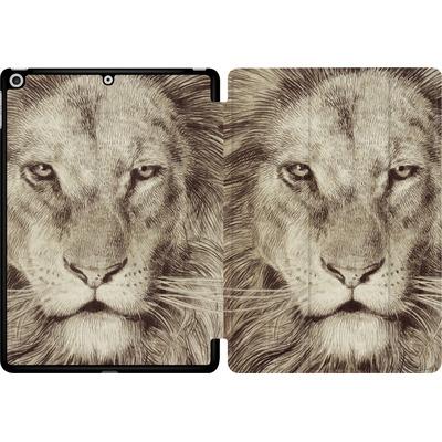 Apple iPad 9.7 (2017) Tablet Smart Case - Leo Lion von Eric Fan