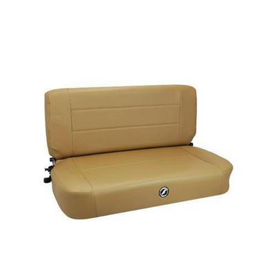 Corbeau Safari Fold and Tumble Rear Seat (Spice) - 60070