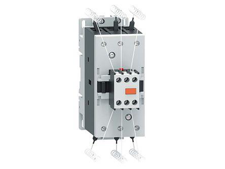 Lovato 3 Pole Contactor - 75 A, 400 V ac Coil, 3NO, 50 kVar