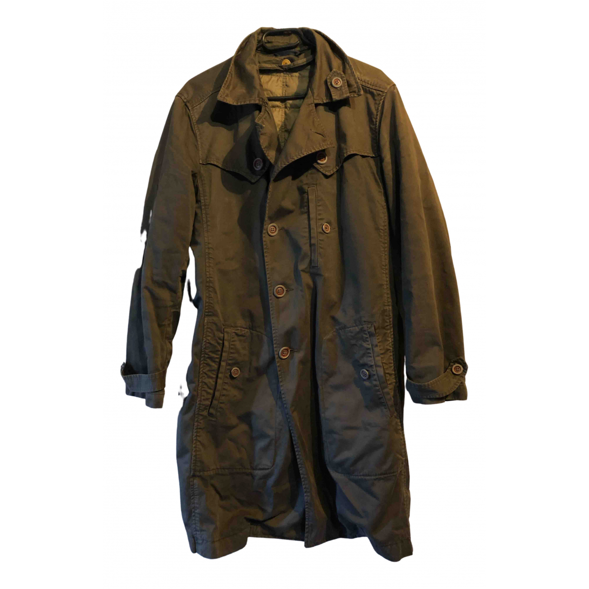 Kenzo \N Khaki Cotton jacket  for Men M International