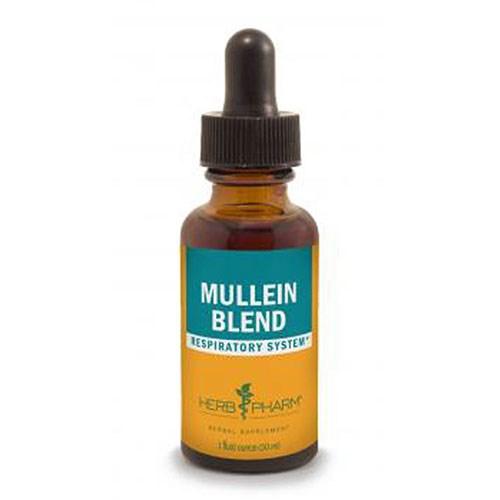 Mullein Blend 1 Oz by Herb Pharm