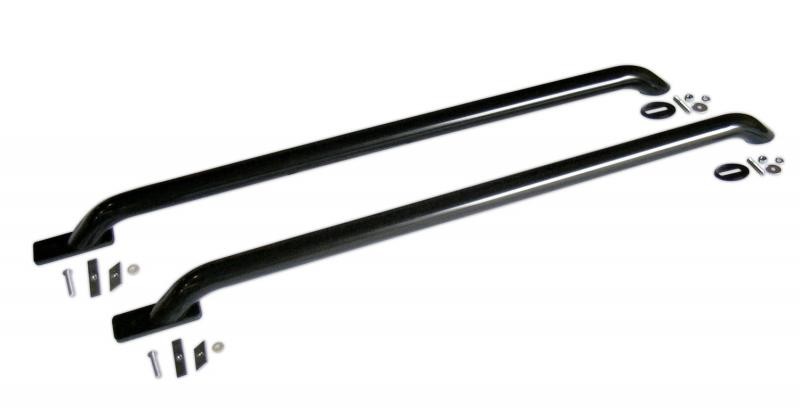 Go Rhino 8024B Multi-Fit Universal Bed Rails (With Rear Base Plate) - 48 Long
