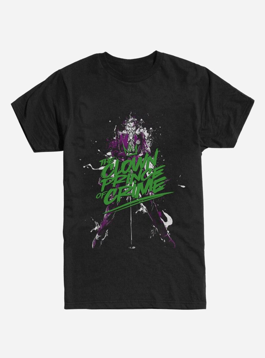 DC Comics Batman Villains Price of Crime T-Shirt
