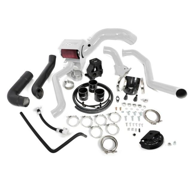 2013-2016 Chevrolet / GMC S400 Single Install Kit No Turbo White HSP Diesel 515-2-HSP-W