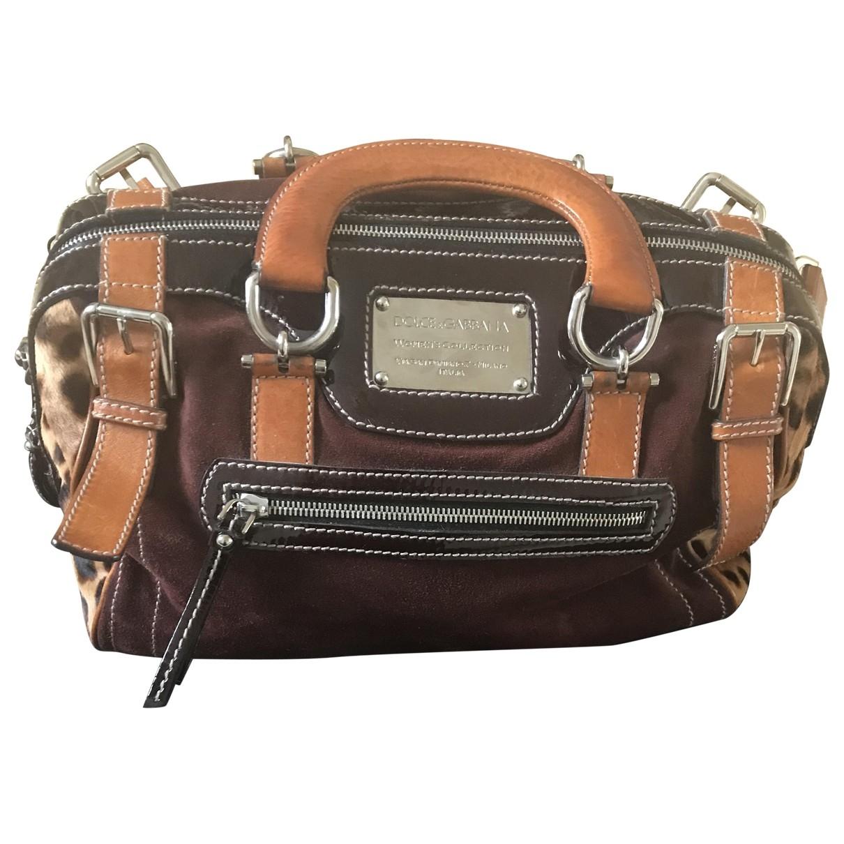 Dolce & Gabbana \N Handtasche in  Bunt Leder