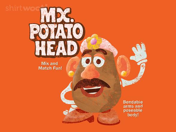 Mx. Potato Head T Shirt