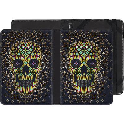 Amazon Kindle Paperwhite eBook Reader Huelle - Skull 6 von Ali Gulec