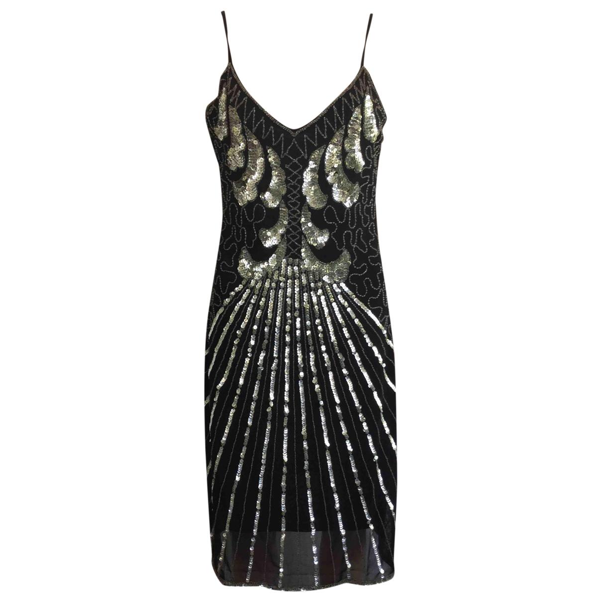 Non Signé / Unsigned \N Black dress for Women 10 UK