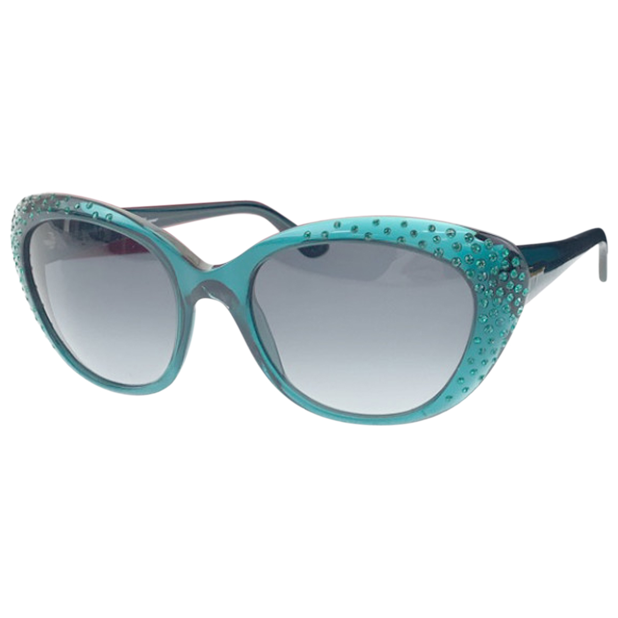 Salvatore Ferragamo \N Sonnenbrillen in Kunststoff