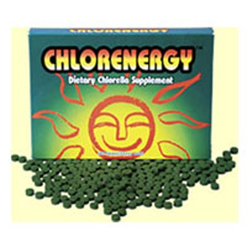 Chlorenergy New Generation Chlorella 300 Tabs by ChlorEnergy