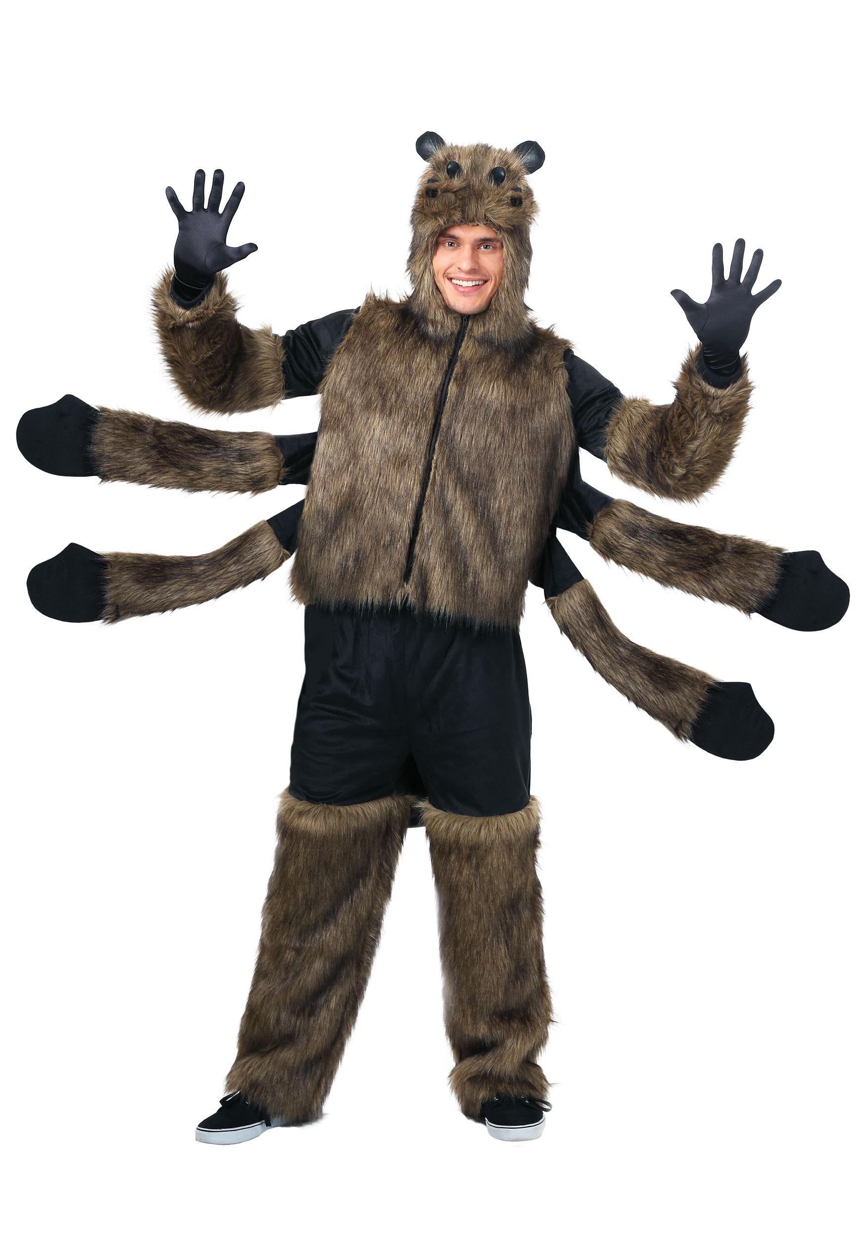 Adult Furry Spider Costume