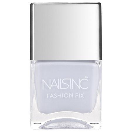 NAILS INC. Fashion Fix Nail Polish, One Size , Blue