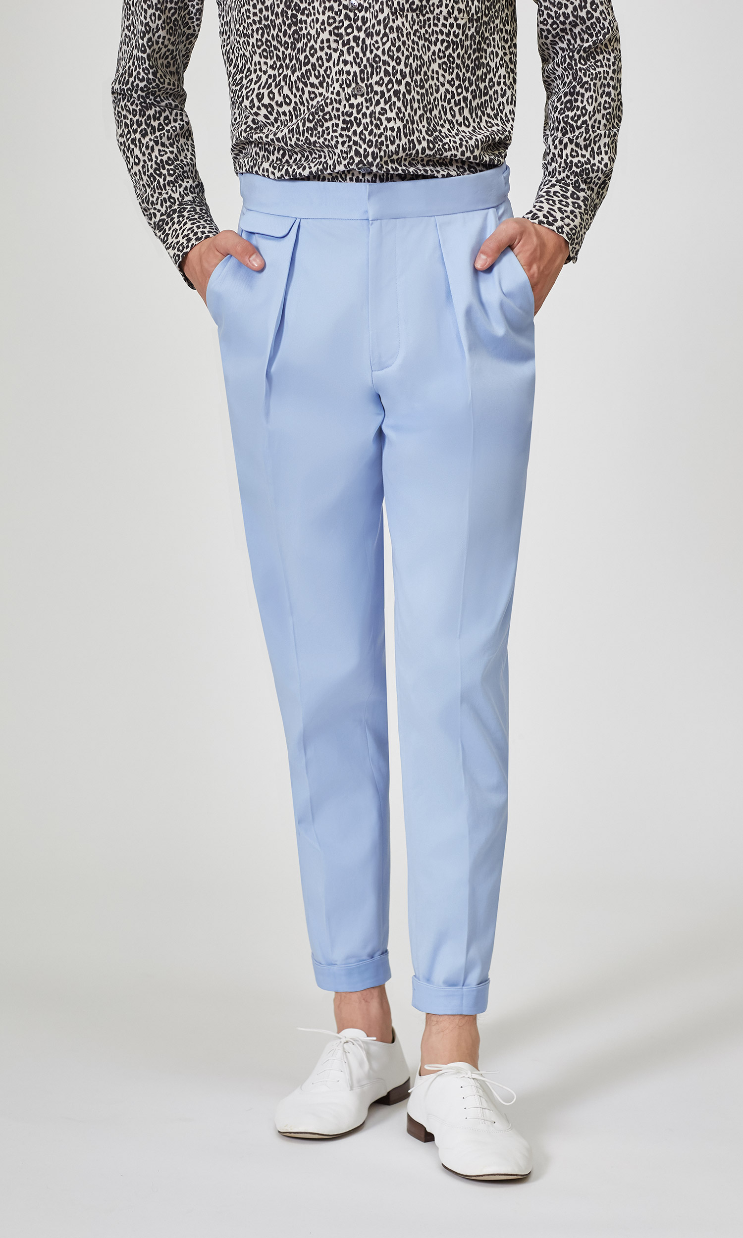 The Original Cotton Trouser by Equipment