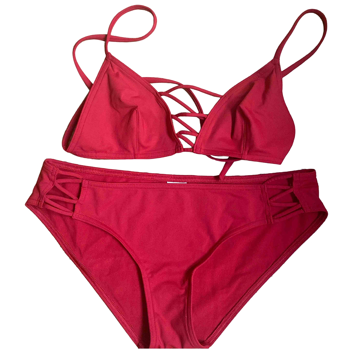 Eres \N Badeanzug in  Rot Synthetik
