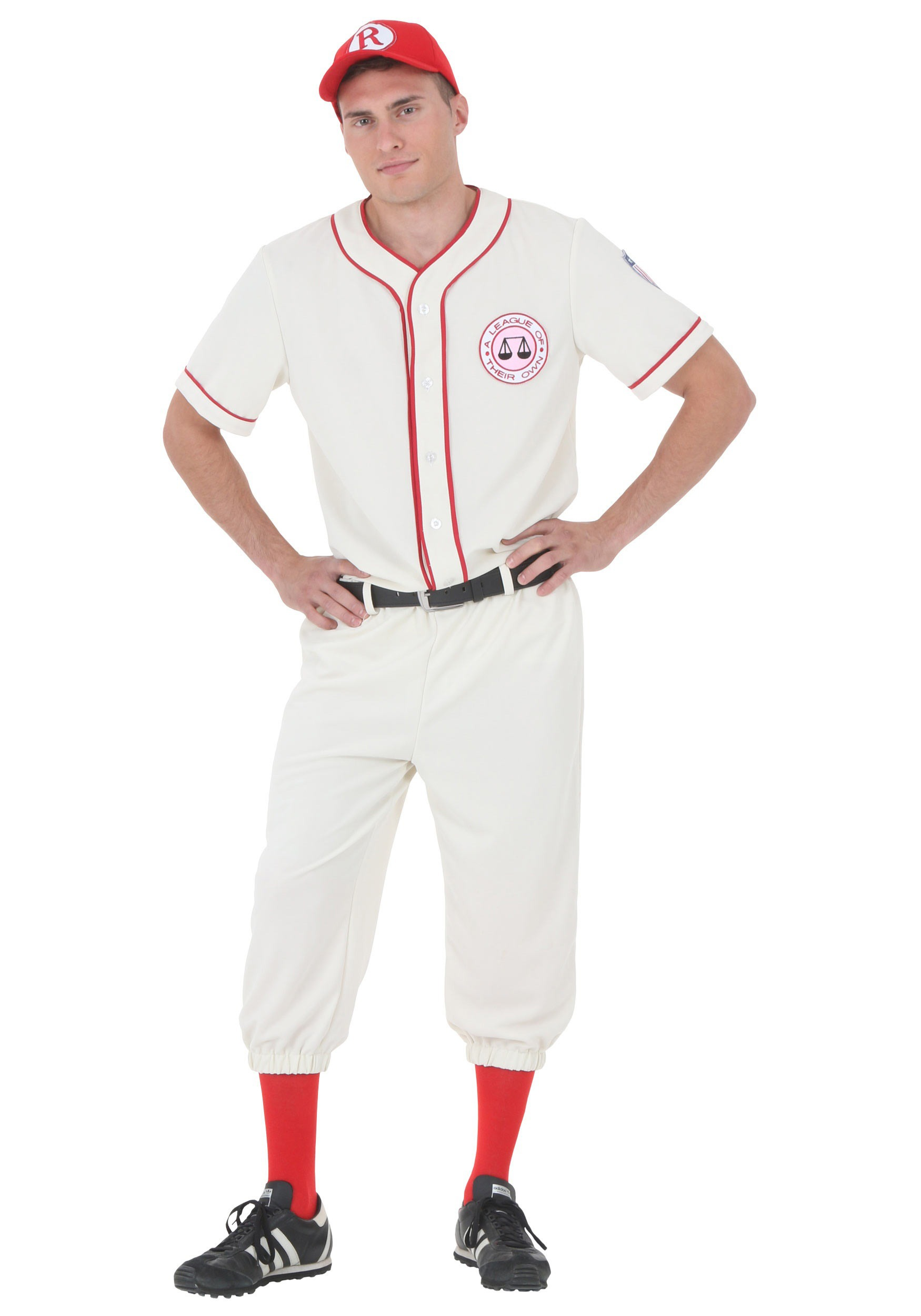 A League of Their Own Coach Jimmy Men's Costume | Exclusive