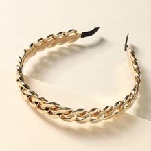Chain Decor Hair Hoop