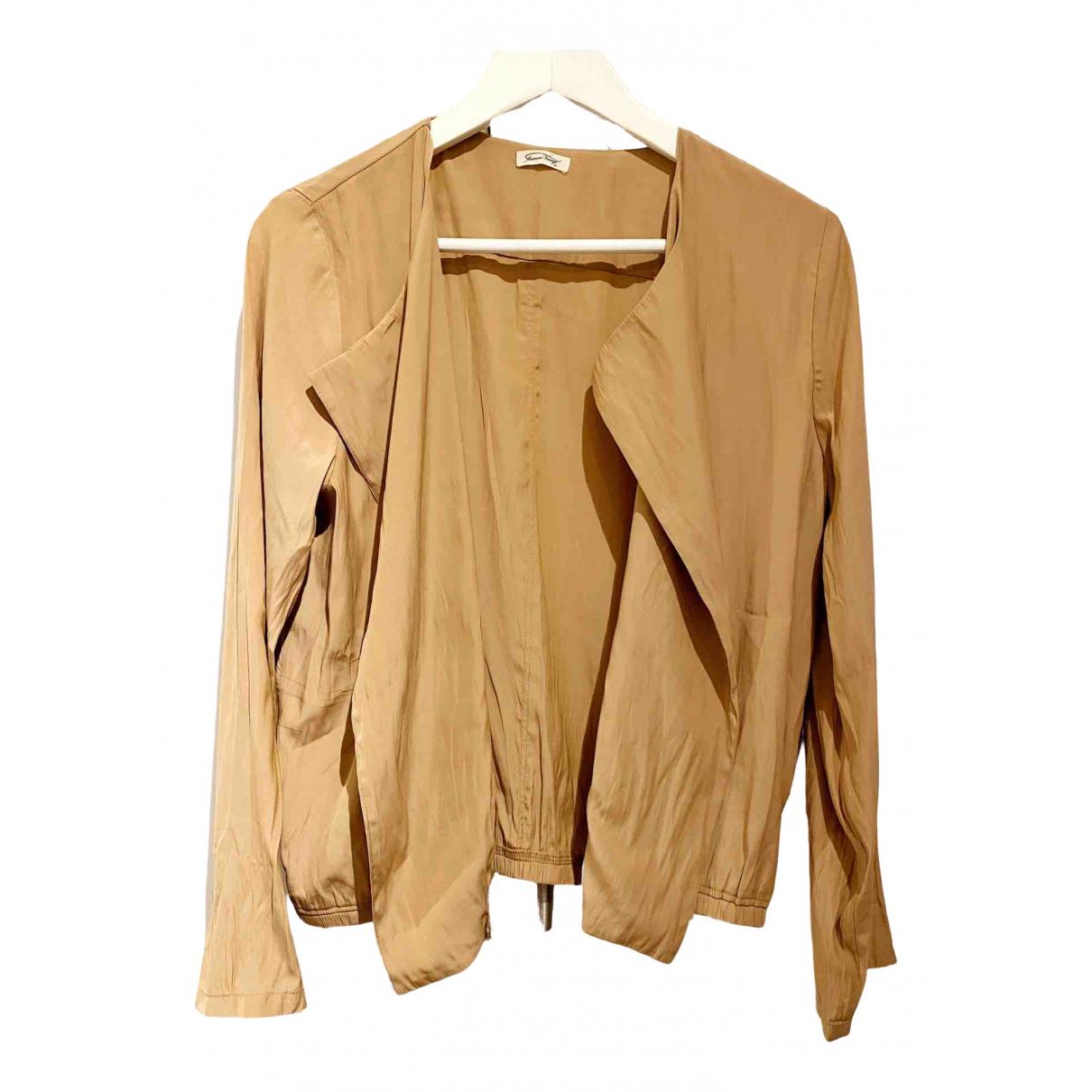 American Vintage - Veste   pour femme - beige