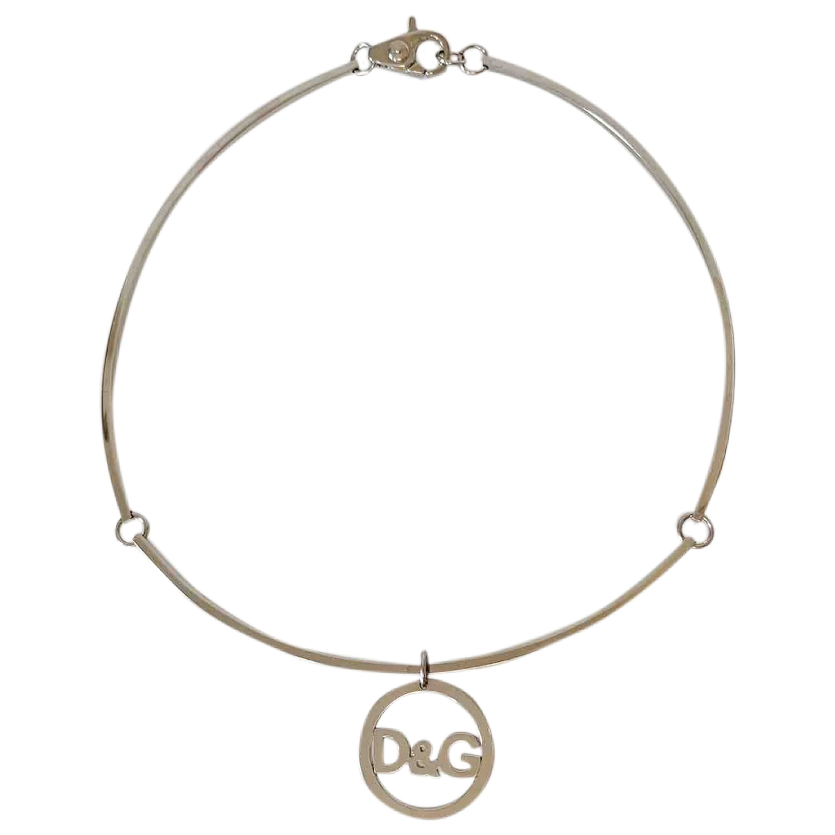 Dolce & Gabbana \N Silver Metal necklace for Women \N