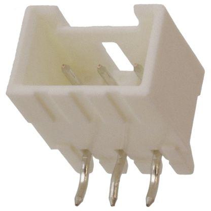 Molex , Mini-Lock, 53426, 2 Way, 1 Row, Right Angle PCB Header (10)