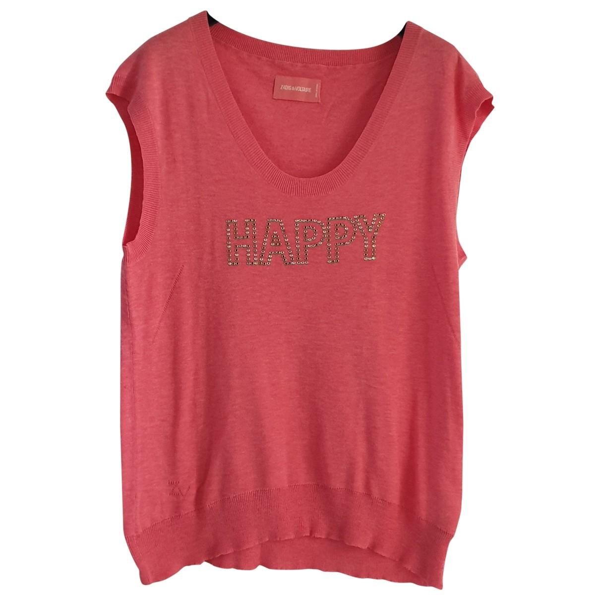 Camiseta sin mangas Zadig & Voltaire