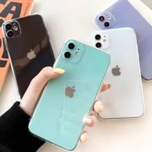 Transparente iPhone Etui