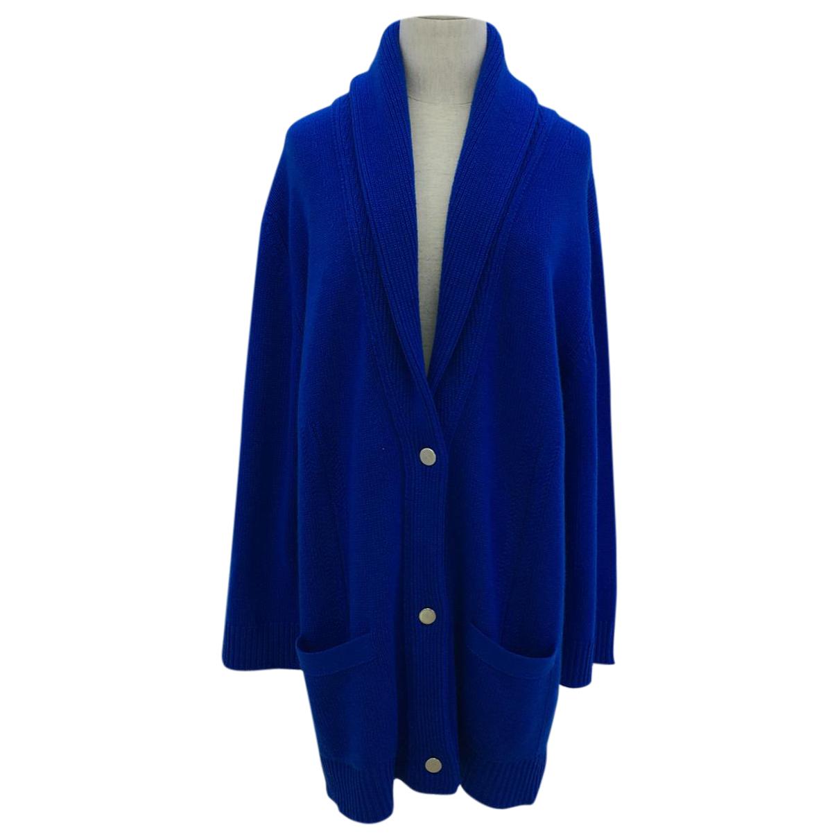 Hermès N Blue Cashmere Knitwear for Women 38 FR
