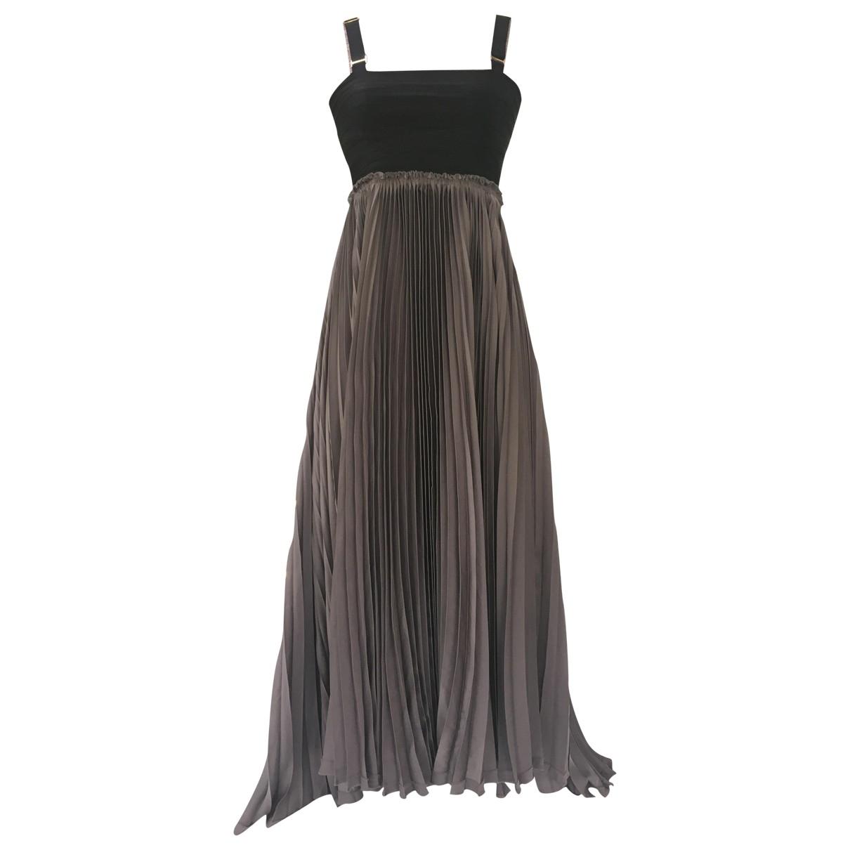 Pinko \N Kleid in  Braun Polyester