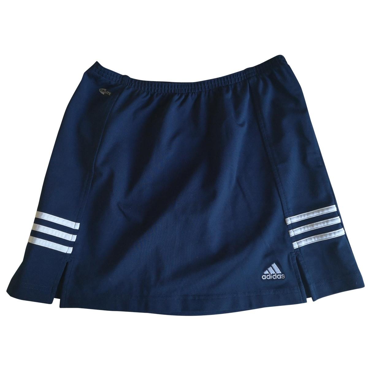 Adidas \N Blue skirt for Women 14-16 US