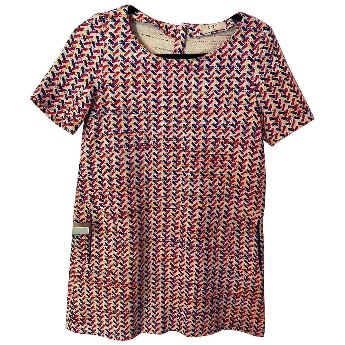 Ba&sh \N Multicolour Cotton dress for Women 0 0-5