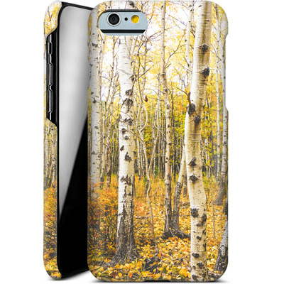 Apple iPhone 6 Smartphone Huelle - Fallen Leaves  von Joy StClaire